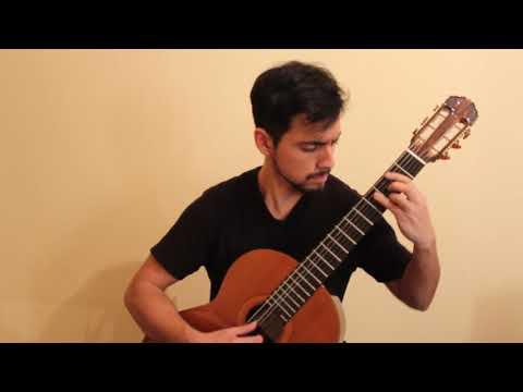 Preludio BWV 998 - Johann Sebastian Bach