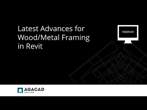 Framing in Revit: The latest industry-driven advances
