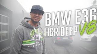 JP Performance - BMW E36 V8 | H&R Deep Fahrwerk