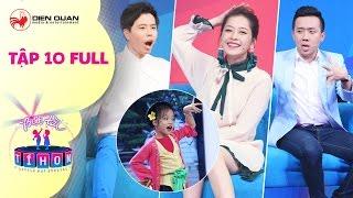 Biệt tài tí hon | tập 10 full: Chi Pu, Trịnh Thăng Bình kinh ngạc vì ca nương nhỏ tuổi nhất Việt Nam