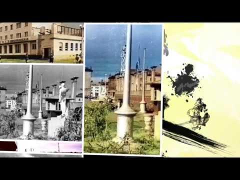 Старый город Норильск в цвете