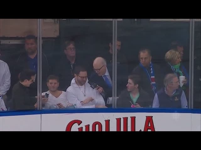 Rangers fan talks about his money spent on Game 7