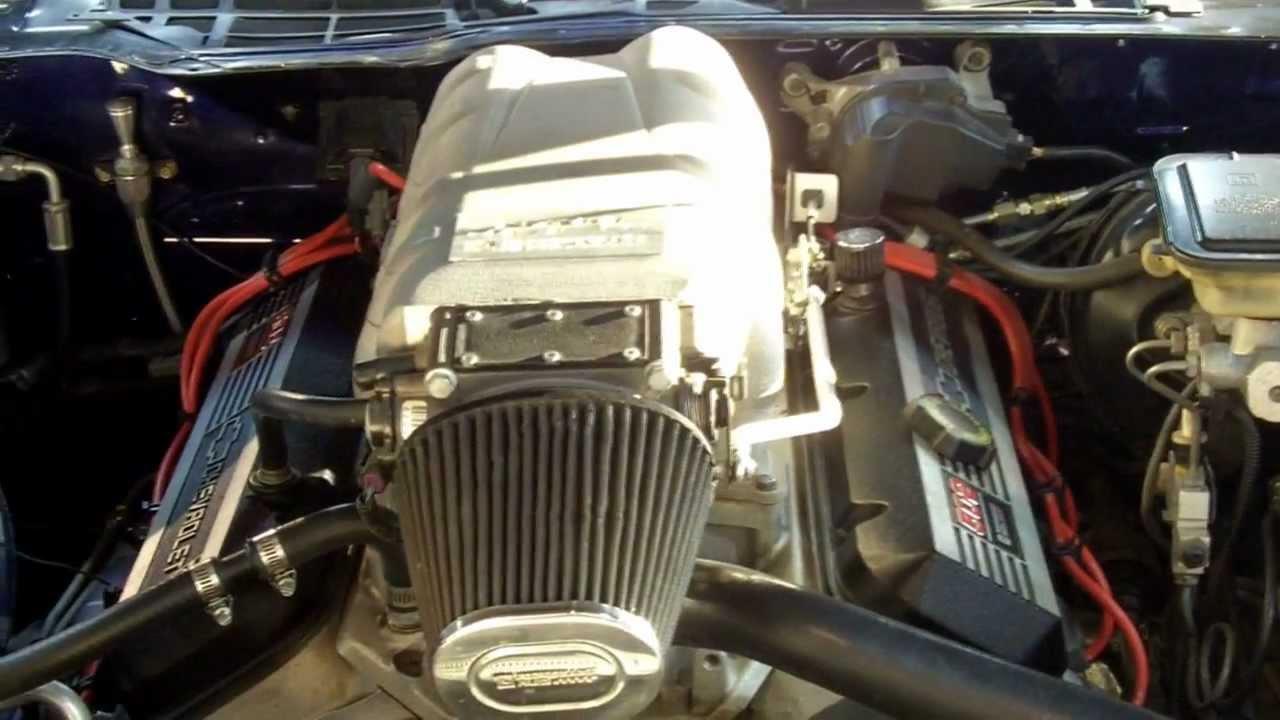 1987 Chevy Camaro 502 Ram Jet Muscle Car for Sale in MI Vanguard ...