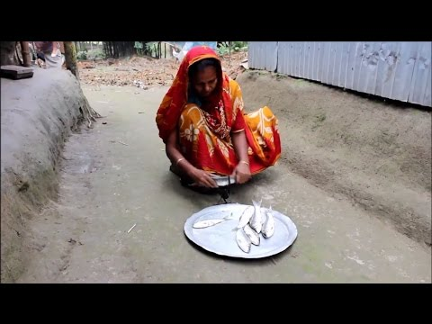 Cooking and recipes | Fish curry village style | Grandmother's fish curry recipe