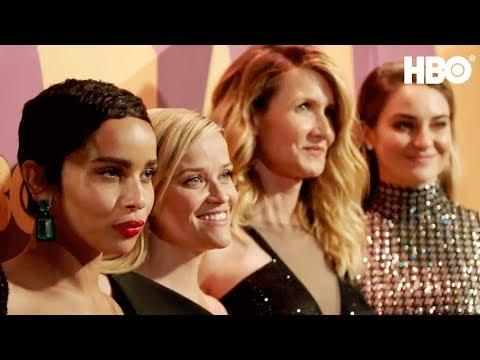 2018 Golden Globe® Awards | HBO Redcarpet Buzz w/ Nicole Kidman, Alexander Skarsgård & More!