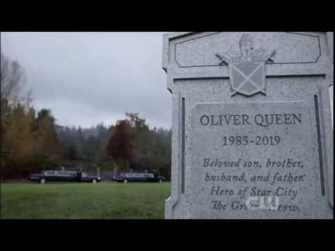 Arrow | Final Scene | Series Finale