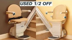 Kraus Used Stair Lifts 12 OFF Chair Stair Lift New  Used  Buy Sell  Trade  Rent Own  Finance  Lay A