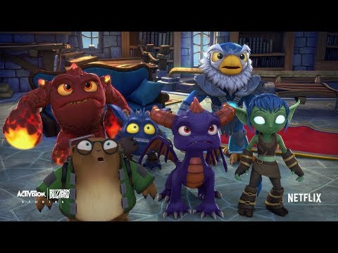 Contest Calendar >> Skylanders Academy Returns with Season 2 on Netflix October 6 - Thisfunktional