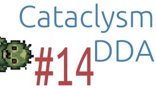 Cataclysm DDA 14 - Strangest Temple (END)
