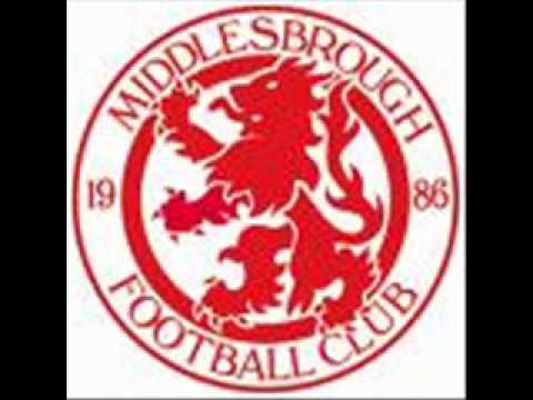 Middlesbrough F C Theme Song