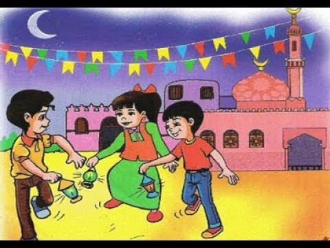 اشهر اغاني رمضان  القديمة مجمعه - جودة عالية