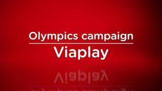 Viaplay's Olympic Campaign 2014 - Brick Digital Outdoor Media