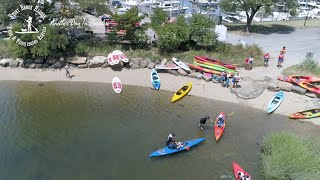 Stony Brook Harbor Kayak & Paddleboard Rentals Promo Video