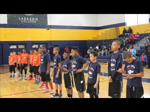 Inaugural Just A Chance Fiba 5th Grade Boys All Star Game