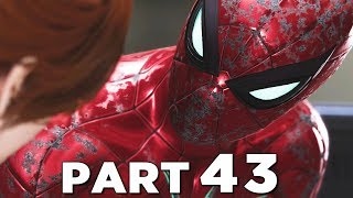 SPIDER-MAN PS4 Walkthrough Gameplay Part 43 - MISTER NEGATIVE (Marvel's Spider-Man)