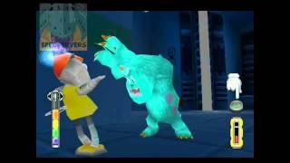 Play Game : Monster Inc Scream Team Part 1