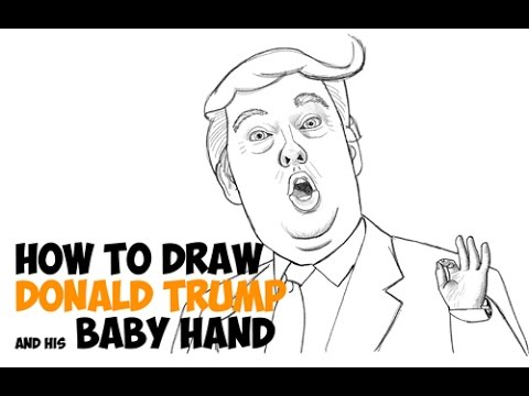 How To Draw A Mouth On Your Hand