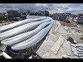 Construction De La Nouvelle Gare TGV - Rennes (35) - Time-lapse