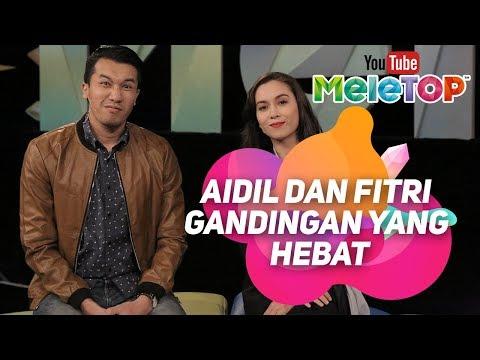 Bila Aidil ada Fitri gandingan yang hebat | Ungku Ismail & Siti Saleha I MeleTOP I Neelofa & Jaa