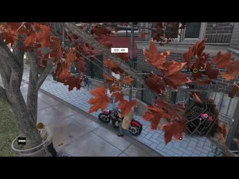 Camper Checking Duncanjm-hikeer (Watch Dogs)