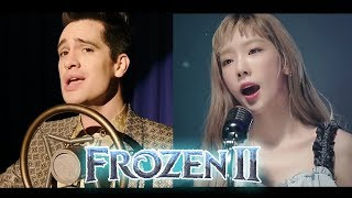 "Download lagu Panic! At The Disco, TAEYEON - Into The Unknown (From ""Frozen 2"") Music Video / FANMADE"