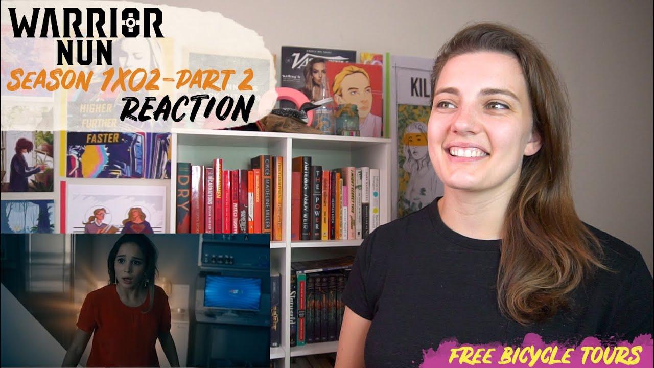 """Warrior Nun Season 1 Episode 2 """"Proverbs 31:25"""" REACTION Part 2"""