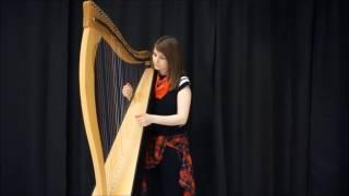 SHINee: Replay - Instrumental Harp Cover