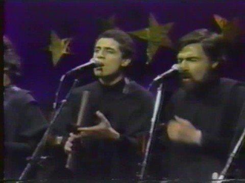 Quilapayún - Canto Negro (Boston 1986, 09/14)