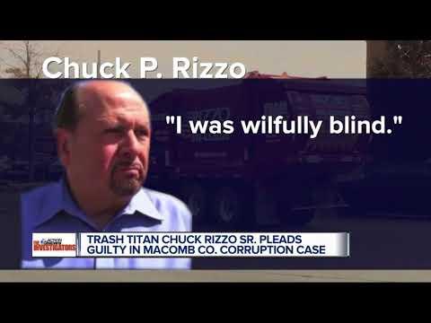 Trash Titan Chuck Rizzo Sr. Pleads Guilty In Macomb Co. Corruption Case