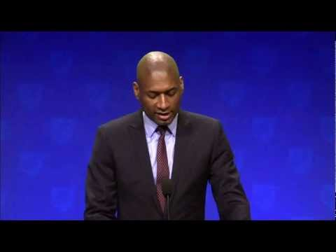Charles Blow Addresses Delegates
