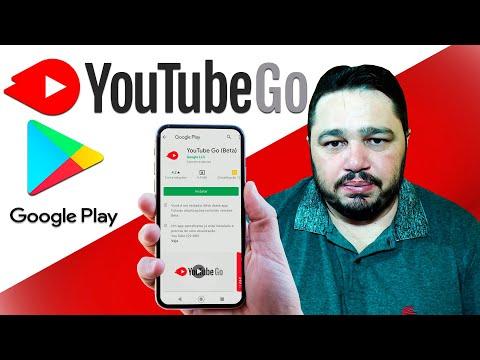 Como Instalar o App YouTube Go Direto na Play Store