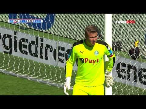 Hollanda Ligi 34. hafta I PSV Eindhoven 0-0 Groningen Maç Özeti