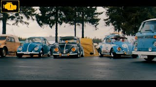 SCC Scandinavian Cal-look & Classic SCC - SCC Gardermoen - zlot klasyków VW SCC 2018