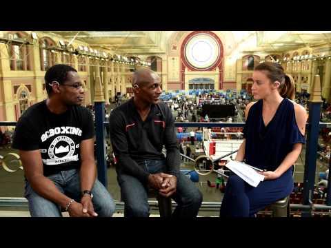 Haringey Box Cup Live Broadcast 21 June 2015 - London Live