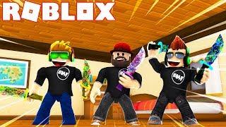 ROBLOX ASSASSIN BLOX4FUN SQUAD