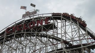 Coney Island New York City with Theme Park Review!