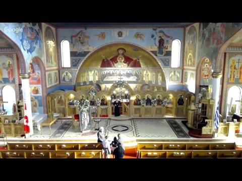 Divine Liturgy, Feast of Saint Nicholas