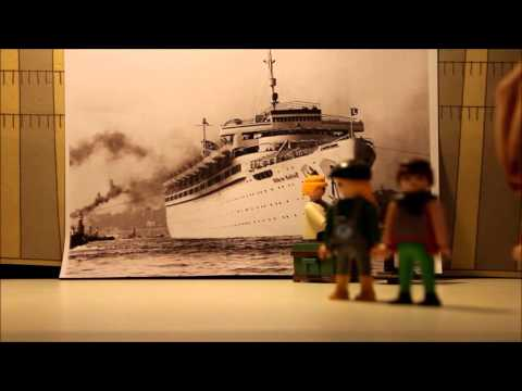 Im Krebsgang YouTube Hörbuch Trailer auf Deutsch