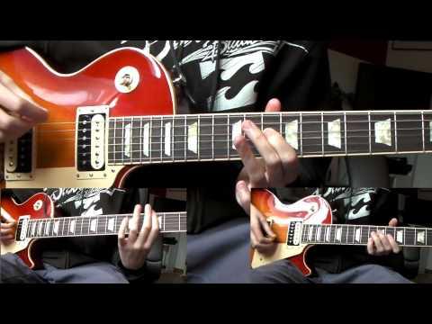 ♫ Adele - Skyfall [ ROCK Version ] ♪ Instrumental guitar cover HQ