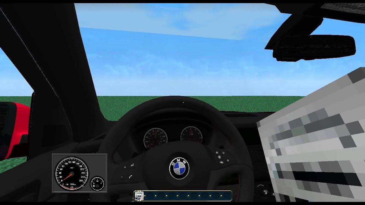 Car Mod Minecraft