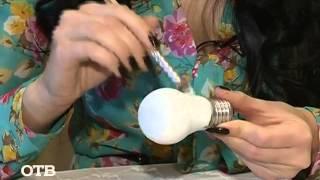 Создай настроение: ёлочная игрушка из лампочки