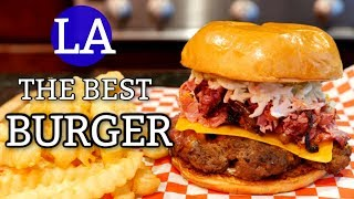 I MADE THE BEST PASTRAMI CHEESEBURGER AS SEEN ON THE INSIDER FROM GOLDBURGER