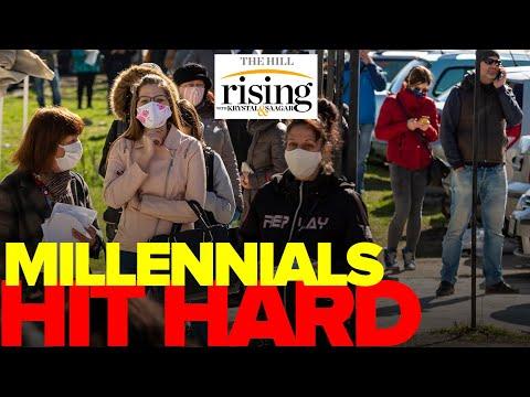 Krystal and Saagar DEBUNK Idiotic Ted Cruz Attack As Report Reveals Millennials HARDEST HIT By Criss