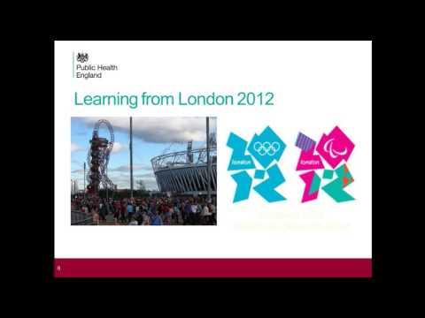 Public Health Planning for Mass Gatherings  - Dr. Tina Endericks, Public Health England