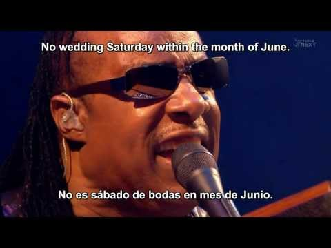 Stevie Wonder - I Just Called To Say I Love You (Subtitulos en Español) HD