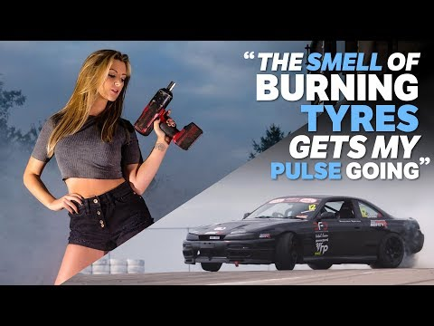 This Girl Silenced Her Haters By Becoming A Drift Hero