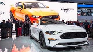 2018 Ford Mustang Release Date
