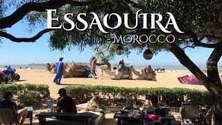 One day in Essaouira, Morocco