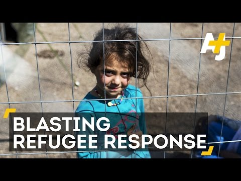 Human Rights Watch (HRW) Blasts Hungary's Refugee Response