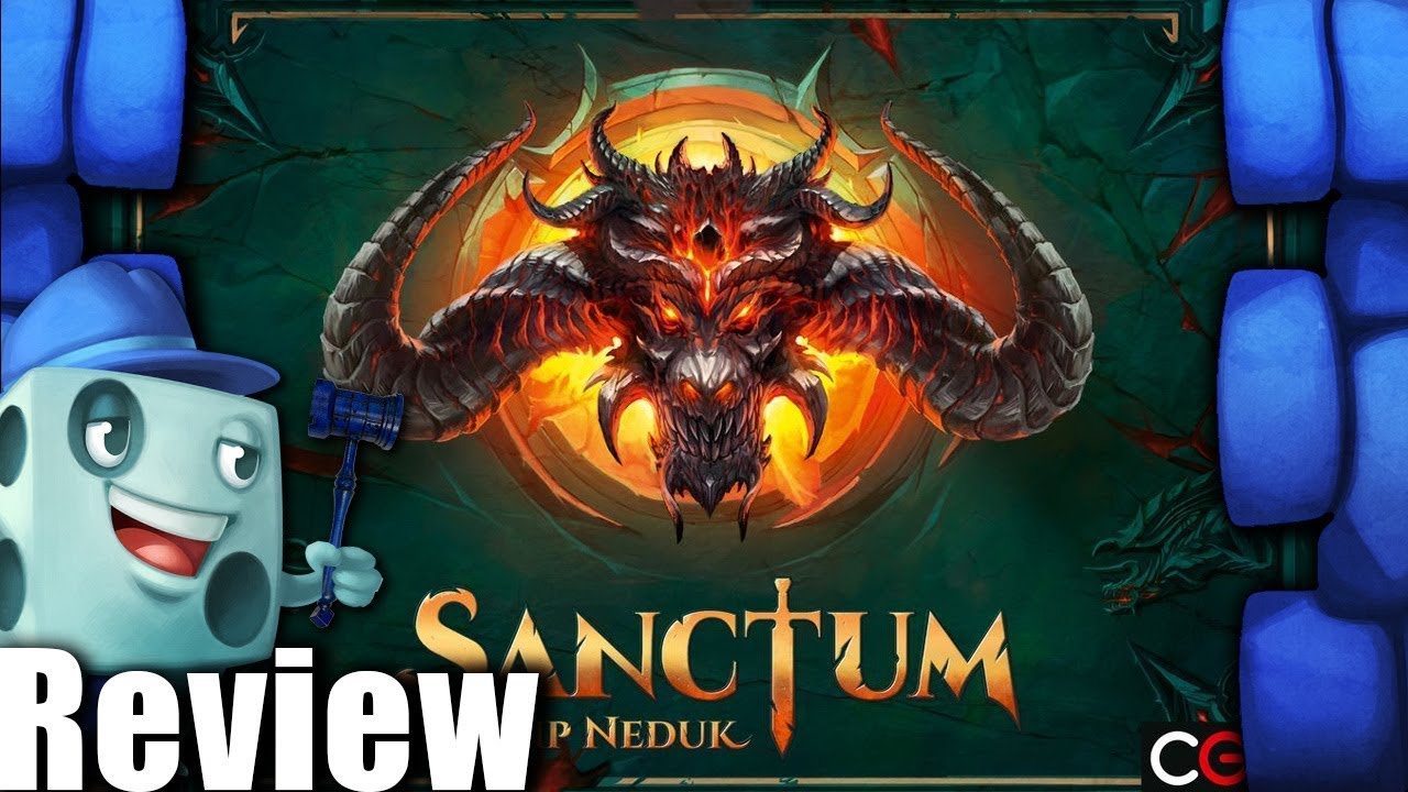Sanctum Review – with Tom Vasel